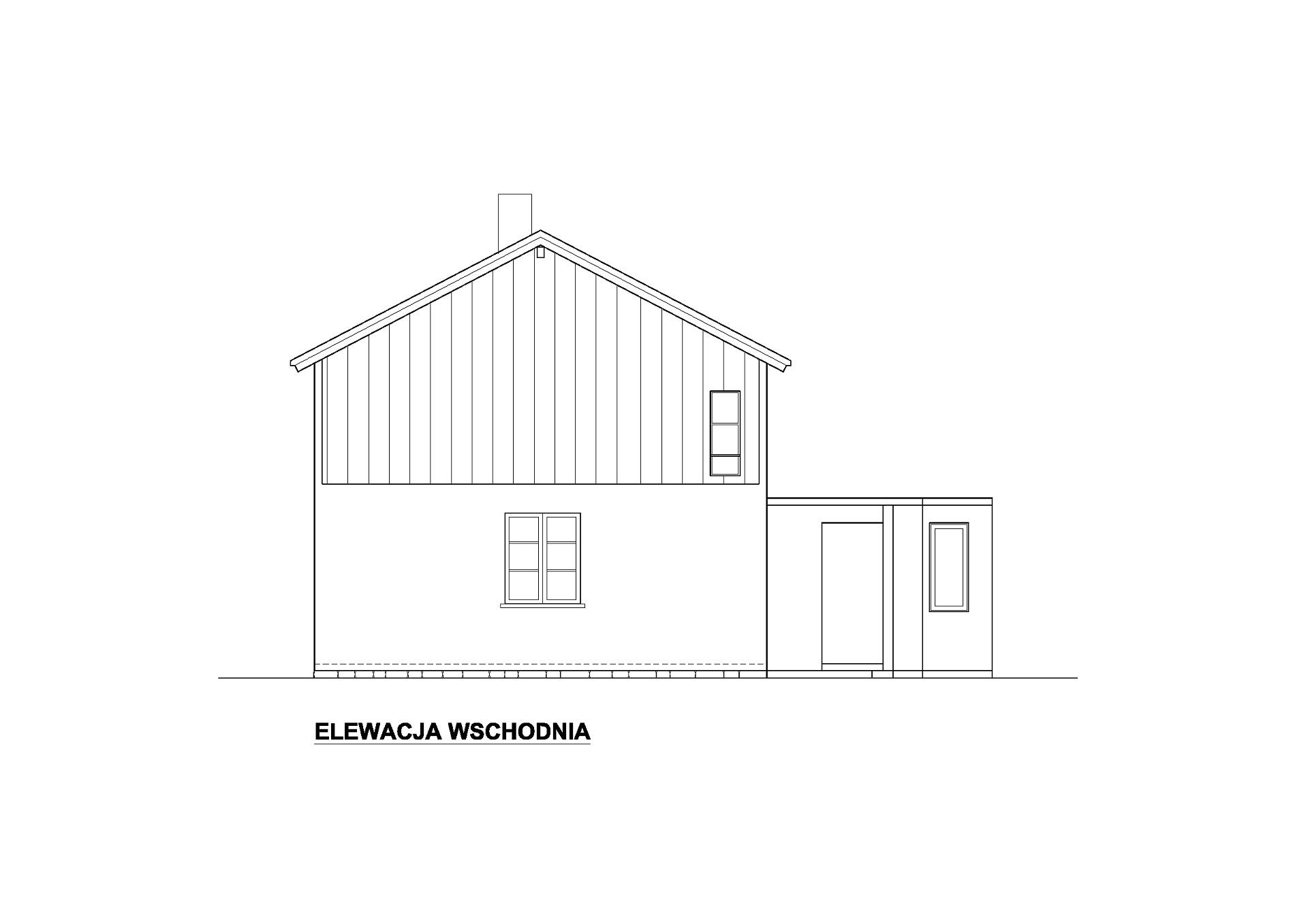 elewacja stodoła stodolove